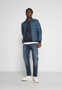 s.Oliver - YORK - Jeans a sigaretta - dark blue - 1