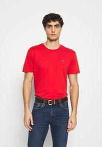 Napapijri - SALIS - Basic T-shirt - orange clay - 0