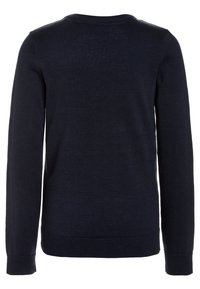 Petrol Industries - V NECK - Jumper - deep navy - 1