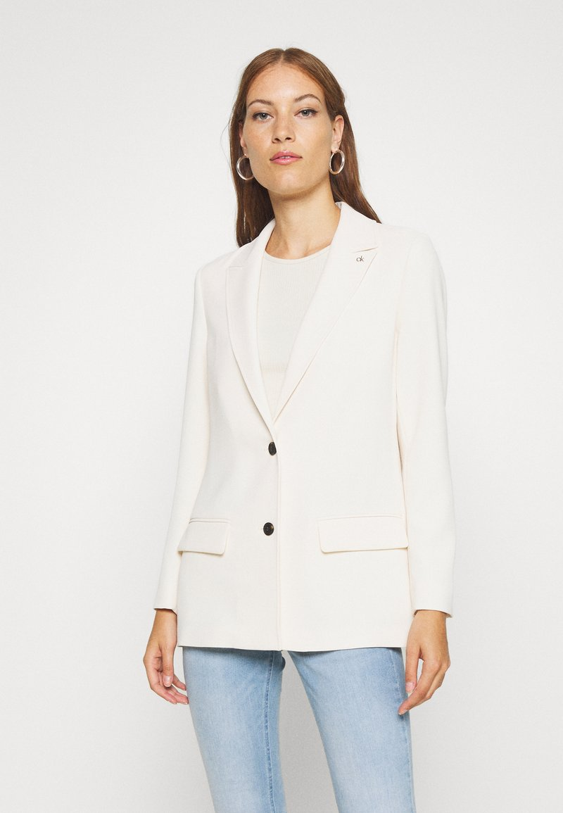 Calvin Klein - THROW ON TRAV - Short coat - yax