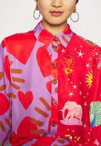 Farm Rio - MIXED PRINTS - Button-down blouse - multi - 4