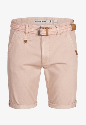 CASUAL FIT - Shorts - cameo rose