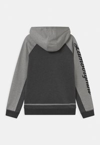 Automobili Lamborghini Kidswear - COLOR BLOCK HOODED - Sweater - grey estoque - 1