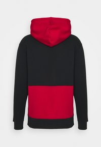 Jordan - JUMPMAN AIR - Sudadera - black/gym red - 8