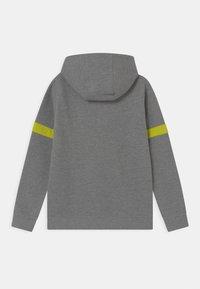 Kaporal - SPLIT LOGO HOODIE - Sweatshirt - medium grey - 1