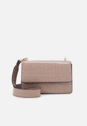KAIA MAYA BAG - Across body bag - soft beige