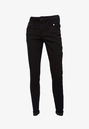 FLORIDA - Trousers - black