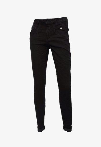 FLORIDA - Trousers - black