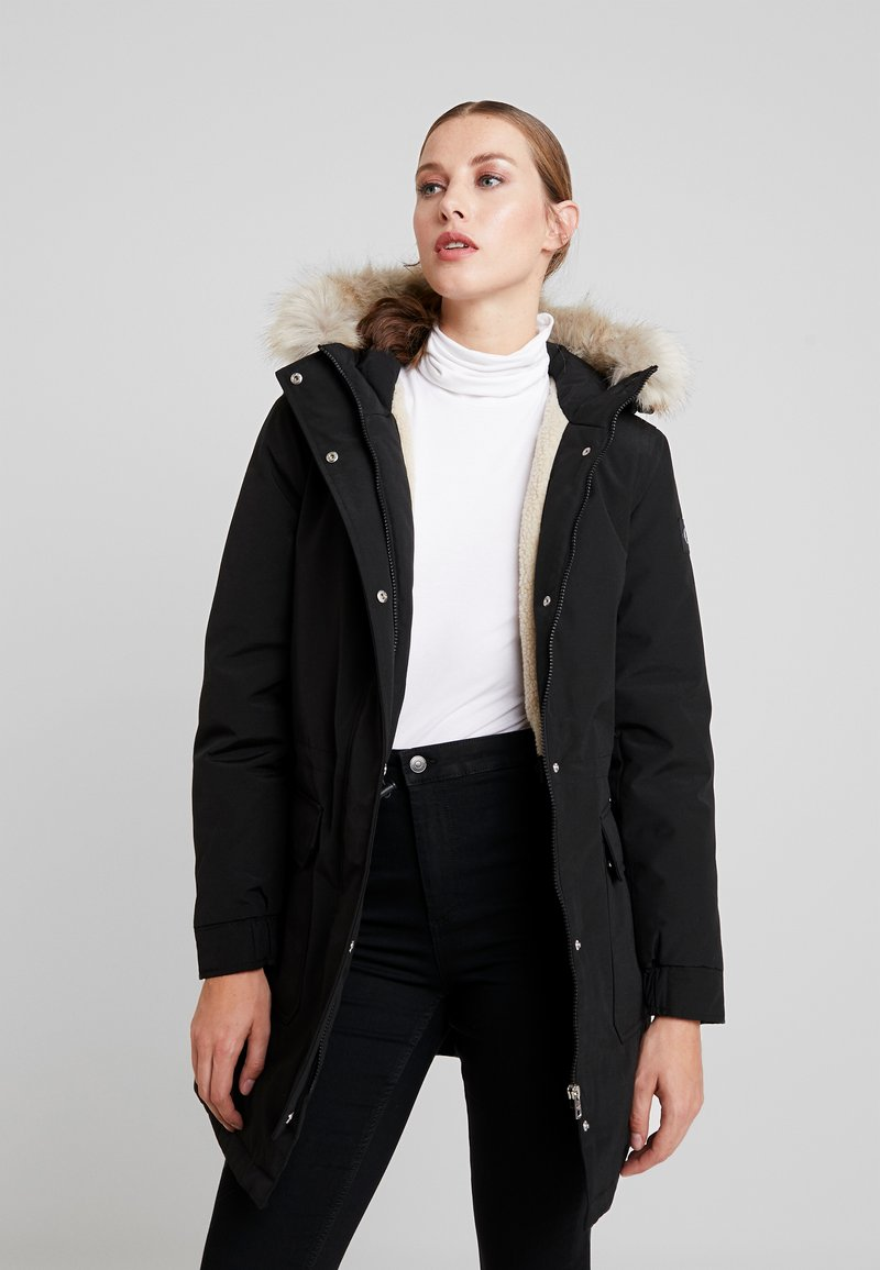 Calvin Klein Jeans - GERMANY SPECIAL PARKA - Down coat - black