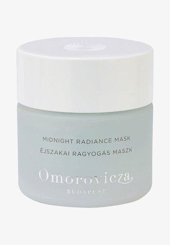 OMOROVICZA BUDAPEST MIDNIGHT RADIANCE MASK - Face mask - -