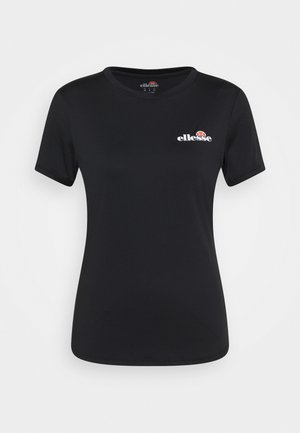 SETRI - Basic T-shirt - black