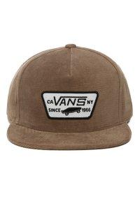 Vans - Cap - dirt - 2