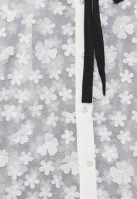 Sister Jane - SNOWY GRASSLAND PUFF SLEEVE  - Print T-shirt - ivory - 2