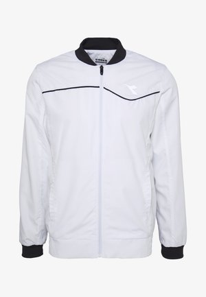 JACKET COURT - Training jacket - optical white