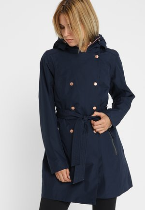WELSEY TRENCH - Trenssi - navy