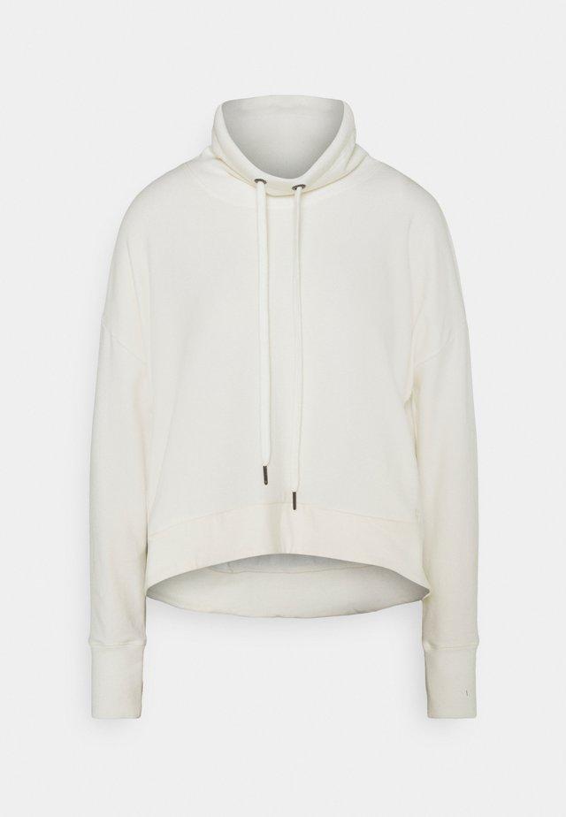 HARMONISE LUXE - Sweatshirt - white