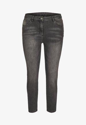 SLIM FIT - Slim fit jeans - dunkelgrau