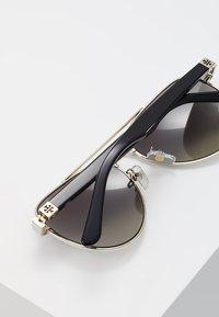 Tory Burch - Sluneční brýle - shiny light gold-coloured - 4
