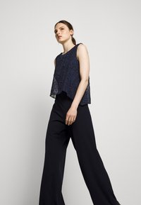 DKNY - OVERLAY - Overall / Jumpsuit /Buksedragter - spring navy - 6