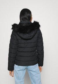 ONLY - Veste d'hiver - dark grey melange - 2