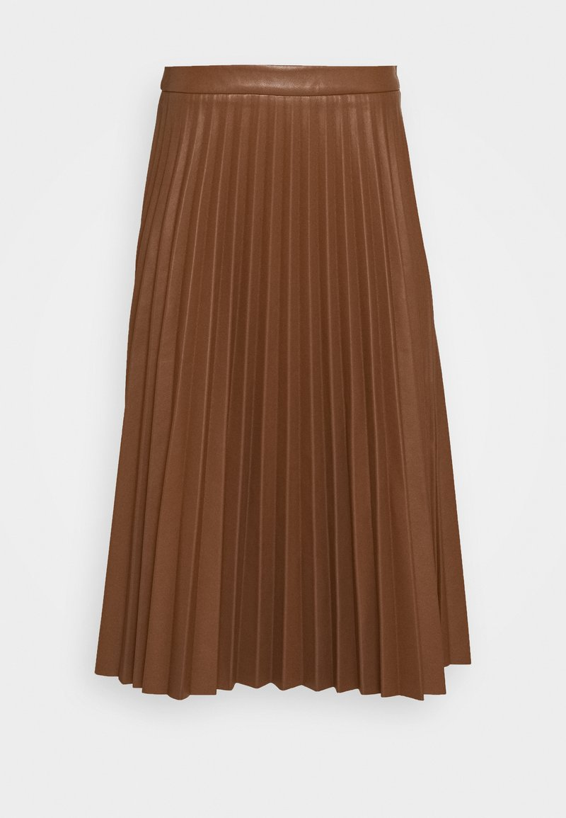 Betty & Co - A-line skirt - bison