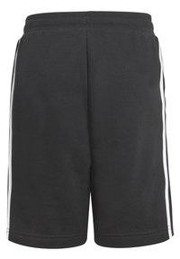 adidas Originals - ADICOLOR - Shorts - black/white - 1
