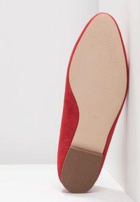 KIOMI - Ballerinat - red - 6
