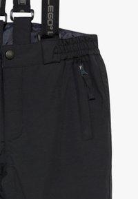 LEGO Wear - LWPOWAI  - Spodnie narciarskie - black - 3