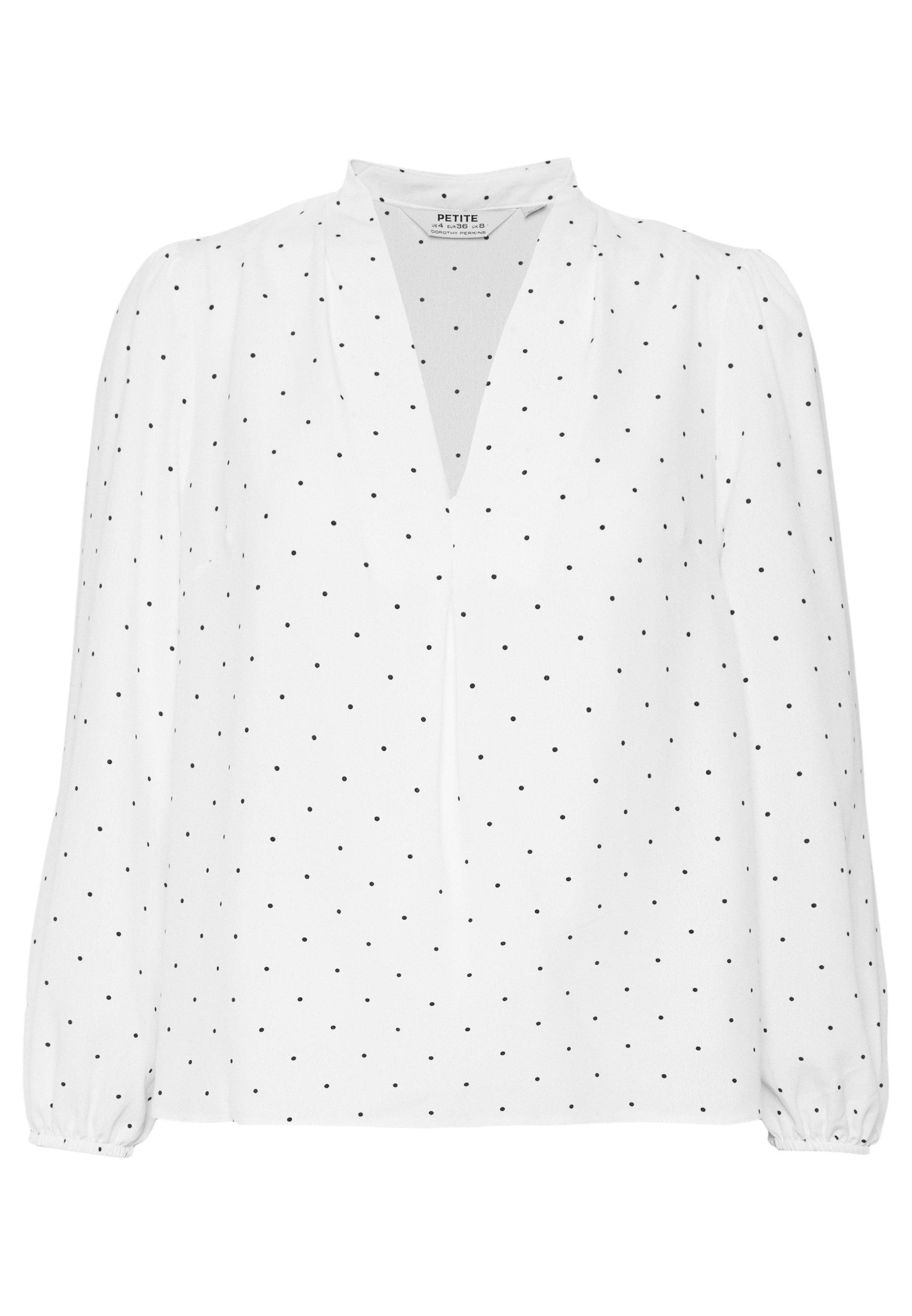 Dorothy Perkins Petite BILLIE PETITE - Bluser - white