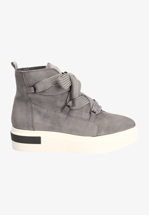 NIGELLA - Lace-up ankle boots - grau