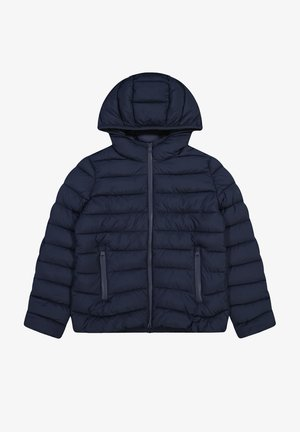 POLYFILLED - Winter jacket - navy blue