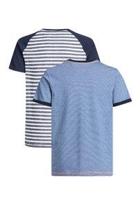 WE Fashion - 2-PACK - Print T-shirt - multi-coloured - 1