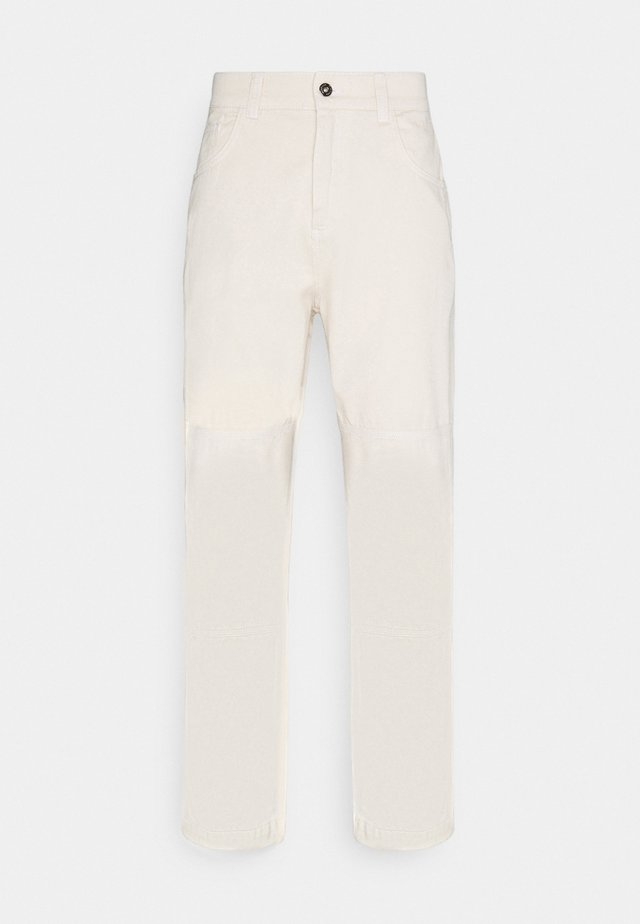UTILITY TROUSER - Trousers - whitecap grey
