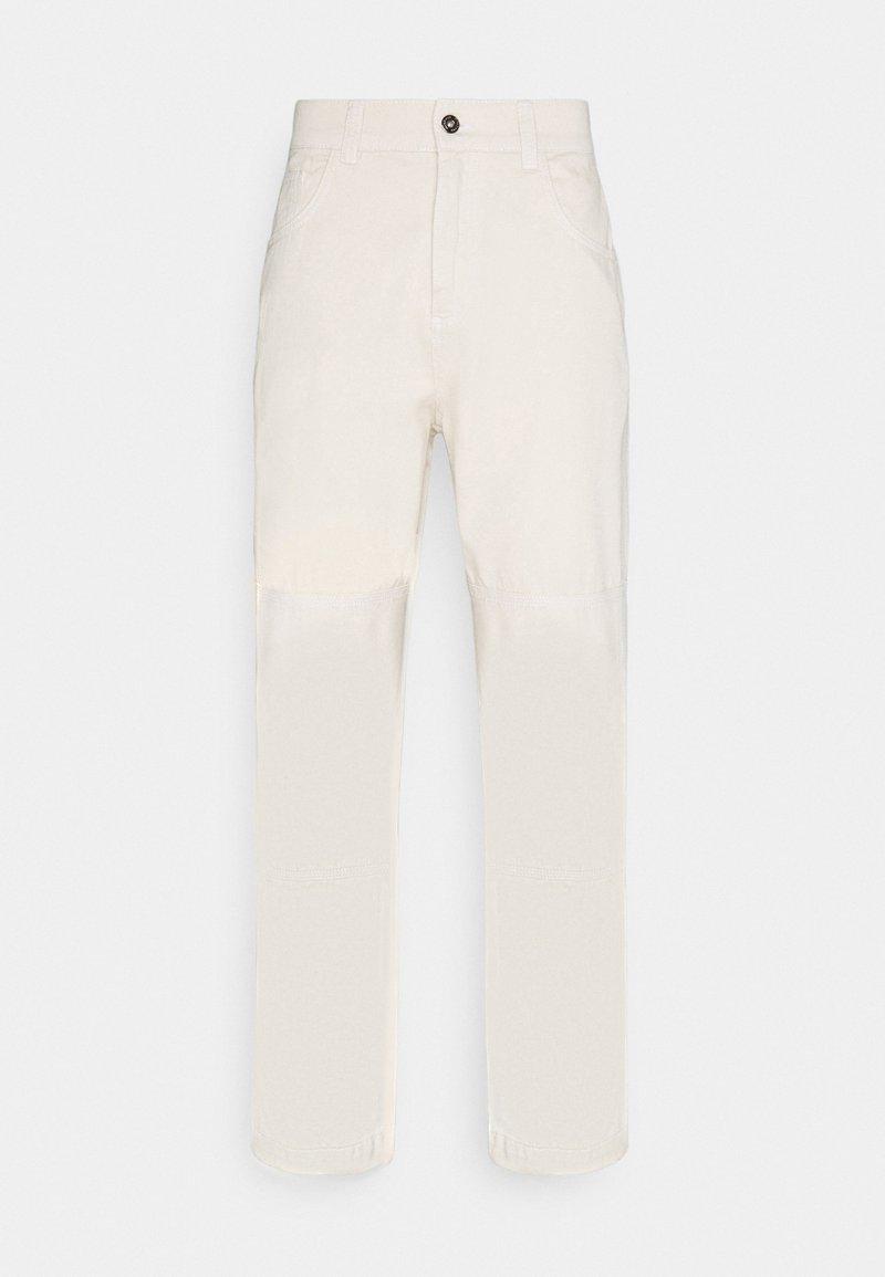 Kickers Classics - UTILITY TROUSER - Pantaloni - whitecap grey