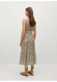 Mango - ZIMA - Day dress - grün - 1