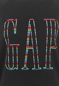 GAP - Sweatshirt - true black - 5