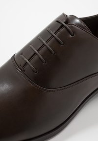 Pier One - Business sko - dark brown