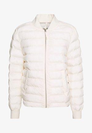 NURI - Bomber Jacket - white
