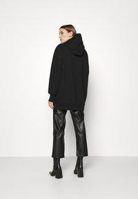 ARKET - Jersey con capucha - black - 2