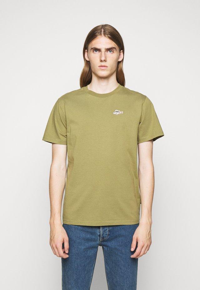 FISH - T-shirt basic - white