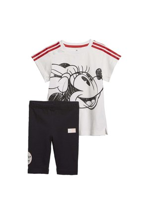 MINNIE MOUSE SUMMER SET - Trainingspak - white