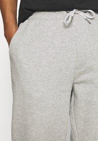 YOURTURN - UNISEX - Pantaloni sportivi - mottled light grey - 4