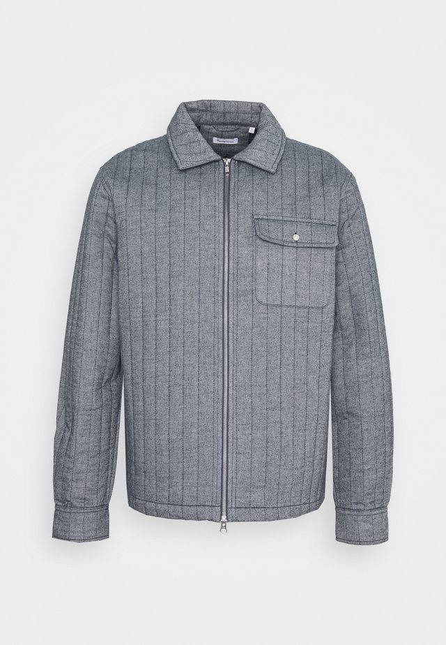 PINE QUILTED - Jas - total eclipse