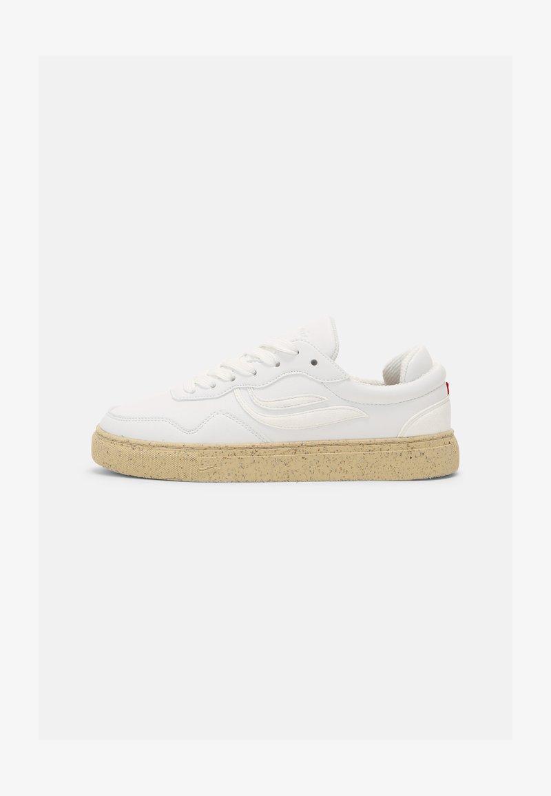 Genesis - G-SOLEY N-PELLE ECO UNIXEX - Sneakers basse - white