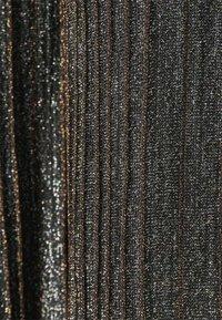 M Missoni - Trousers - black/bronze - 2
