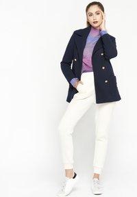LolaLiza - Short coat - navy blue - 1