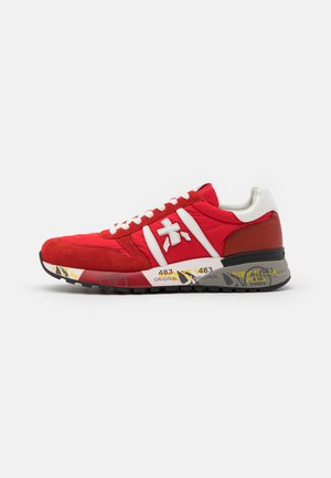 LANDER - Trainers - red