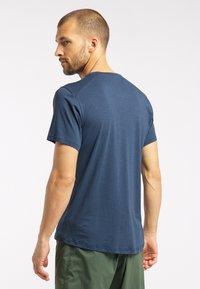 Haglöfs - Sports shirt - tarn blue - 1