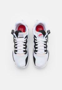 Jordan - MA2 - Trainers - white/black/university red/light smoke grey/praline - 3