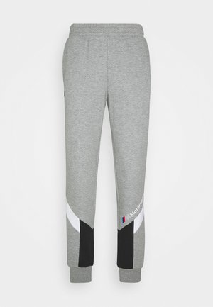 PANTS  - Tracksuit bottoms - medium gray
